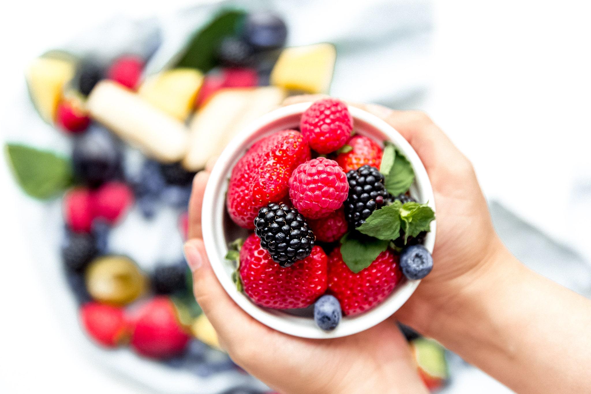 Ekologiczne smoothie dla gastronomii